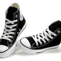 Sepatu Converse All Star Hi Black Made In Vietnam Original Murah# 163