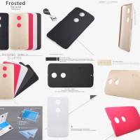 harga (Aksesoris Cover Casing Silikon) Nillkin Hard Case Motorola Nexus 6 Tokopedia.com