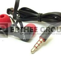 EARPHONE HEADSET HTC ONE M7 M8 M9 MINI SVX+ XL SC XC MAX300 ORIGINAL