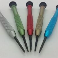 Obeng Tool Set Merk BAKU (5 Pcs Precision Screwdriver Set)