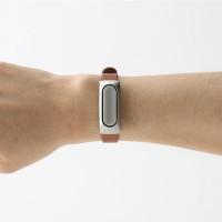 harga LEATHER STRAP MI BAND GELANG ORIGINAL Xiaomi Leather Belt, Wrist Tokopedia.com