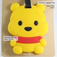 harga Luggage Tag Travel / Gantungan Tas , Ransel & Koper / Baby Pooh Tokopedia.com