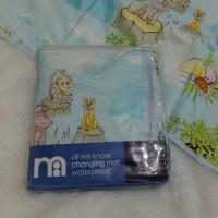 Perlak bayi mothercare motif zoo / changing mat waterproof