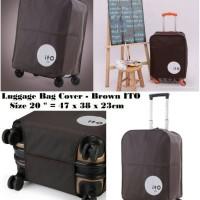 pelindung koper / sarung tas koper / cover luggage / ito 20