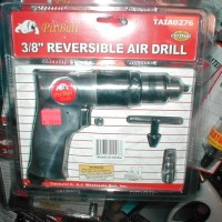 Air Drill Reversible Brand Pitbull TAIA0276 Kompressor Tools 3/8 Inch