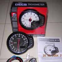 Apexi Decs Tachometer Indikator 3 in 1 (oil temp, oil press, RPM)