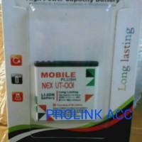Baterai Nexian Fresh /g331 /ut001 Merk Mobile Plush