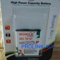 Baterai Nexian Tap /g868 /tm007 Merk Mobile Plush