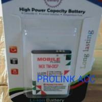 Baterai Nexian Pad /g311 /tm017 Merk Mobile Plush