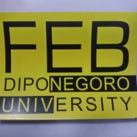 Sticker FEB UNDIP