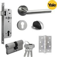 Paket set kunci pintu handle Yale YTL 060 door lock berkualitas