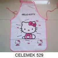 Celemek Hello Kitty