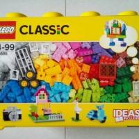 LEGO Basic #10698 Large Creative Brick Box. New. Segel Ori