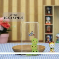 Case HP Softclear LG G3 Stylus Toy Story Custom