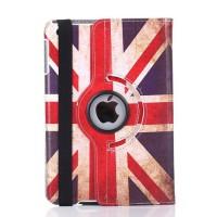 harga iPad Air 2 iPad 6 England Flag Rotating Standing Leather Case Bendera Tokopedia.com
