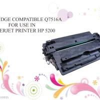 Catridge Compatible HP 5200 (Q7516A)