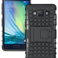 Casing High Impact Rugged Armor Case Samsung Galaxy A3