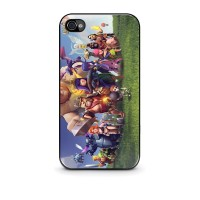 Clash of Clans Poster cc887s Phone Case