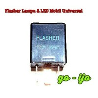 Flasher Led Sein / Hazard Electric Relay Universal