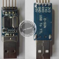 Converter USB to TTL serial module modul konverter PL2303HX 2303HX