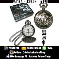 harga Jam Saku Anime Kuroshitsuji Tokopedia.com