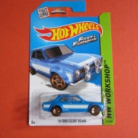 Hot Wheels FORD ESCORT (Fast & Furious)
