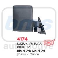 Spion Emgi Suzuki Futura Pick Up Hitam Manual RH