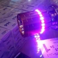 Headlamp corong lampu led H4 motor sport honda yamaha AE vixion cbr