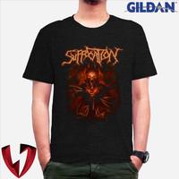 harga Kaos Band Metal Suffocation (original Gildan) Tokopedia.com