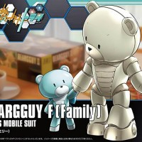 HGBF 1/144 Beargguy F[Family]