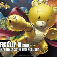 HGBF 1/144 Beargguy III[San]