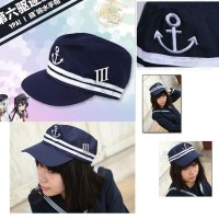 harga Hat Kantai Collection,Topi sailor,Topi KanColle,Cosplay,import taobao Tokopedia.com