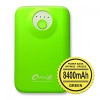 Power bank 8400 mAh - green - cell Baterai Original Samsung