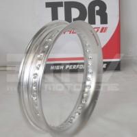 harga Velg Tdr Silver Ukuran Lebar 350 Ring 17 Tokopedia.com
