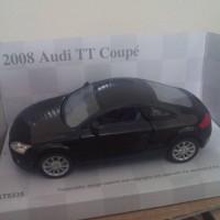 Kinsmart-2008 Audi TT Coupe