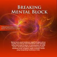 Cd Musik Terapi Breaking Mental Blok / Hambatan Mental