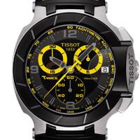 Jam Tangan Tissot T-race Moto Gp Yellow Black Limited Edition