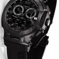 Jam Tangan Tissot T-race Moto Gp Full Black Limited Edition