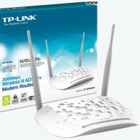 TP-Link 300Mbps Wireless N ADSL2+ Modem Router TD-W8961N