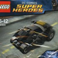LEGO SUPER HEROES - THE BATMAN TUMBLER POLYBAG