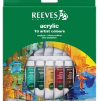 REEVES ACRYLIC COLOUR 18