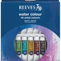 REEVES WATER COLOUR 18
