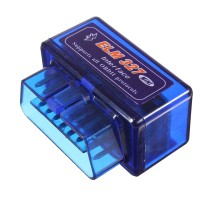 SUPERMINI ELM327 BLUETOOTH OBD-II CAR DIAGNOSTIC