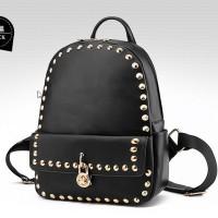 Jual Tas Ransel Import Wanita - Small Studded Backpack Murah