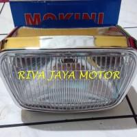 harga Reflektor / Lampu Depan Assy Rx King New Mokini Tokopedia.com