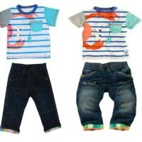 harga Setelan Baju Formal Bayi Dan Balita / Kemeja / Celana Jeans / Tuxedo Tokopedia.com