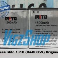 Baterai Battery Mito A310 (BA-00059) Original 100%