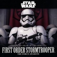 Jual Bandai  Star Wars 1/12 First Order Stromtrooper model kit Murah