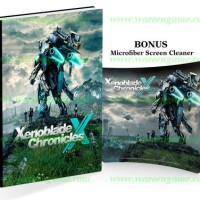 Wii U Xenoblade Chronicles x Collector's Edition Guide (Prima)