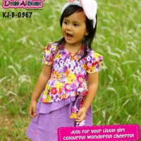 Dress anak Little Akhwat,KJ-B-0367,uk.12 (11-12 th)